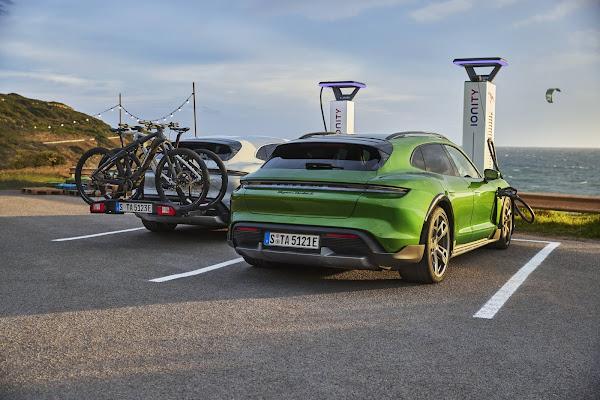 Porsche registra forte aumento de vendas no 1º trimestre de 2021