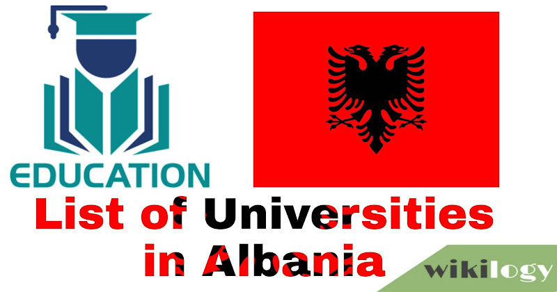 List of Universities in Albania