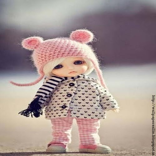 download cute doll images