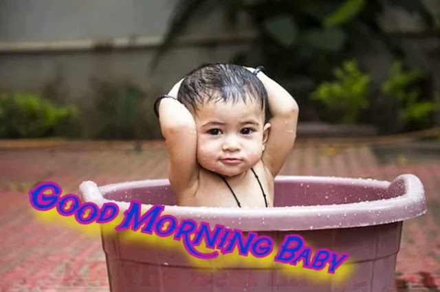 Good Morning Baby Images