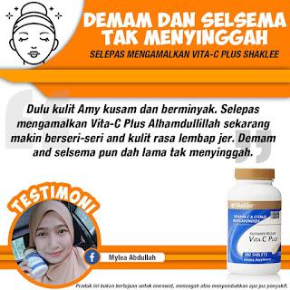 Vitamin C Untuk Demam