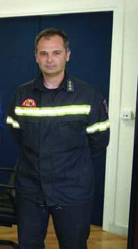 Ο Αριστείδης Κατιρτζίδης είναι ο νέος διοικητής της Πυροσβεστικής Υπηρεσίας Χαλκιδικής