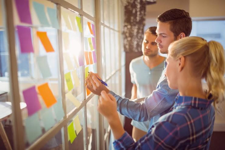 Curso de innovación y creatividad organizacional