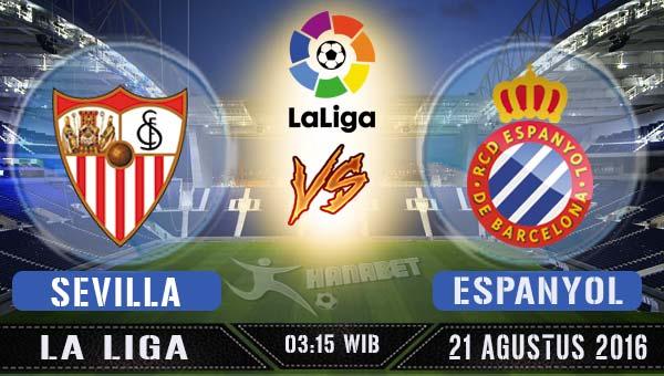 Prediksi Skor Sevilla vs Espanyol 21 Agustus 2016 La Liga ...