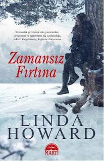 Zamansız Fırtına - EPUB PDF İndir - Linda Howard