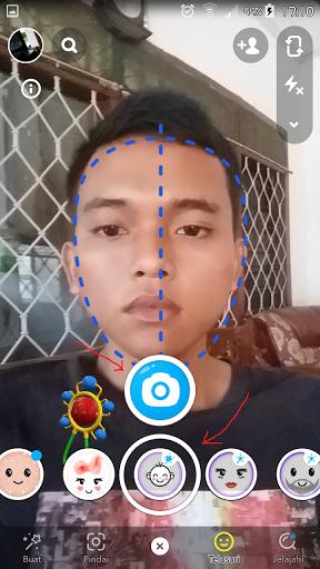 foto wajah