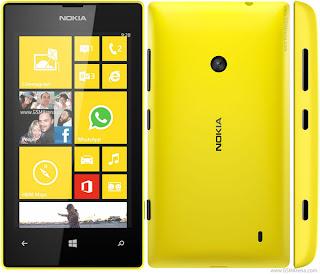 Nokia Lumia 520 - Spesifikasi dan Harga HP