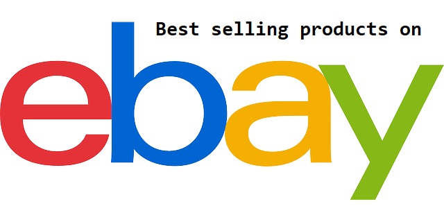eBay top selling products