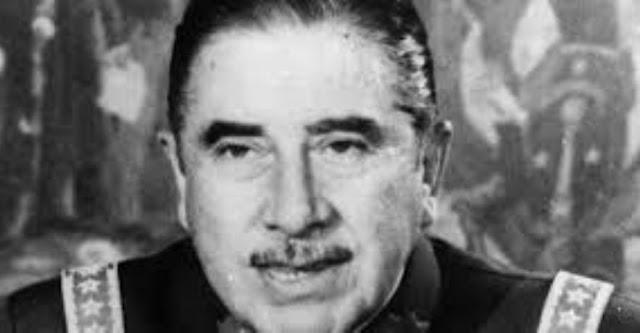 Pinochet, o triunfo do fascismo de mercado e a admiração mútua com o general Franco