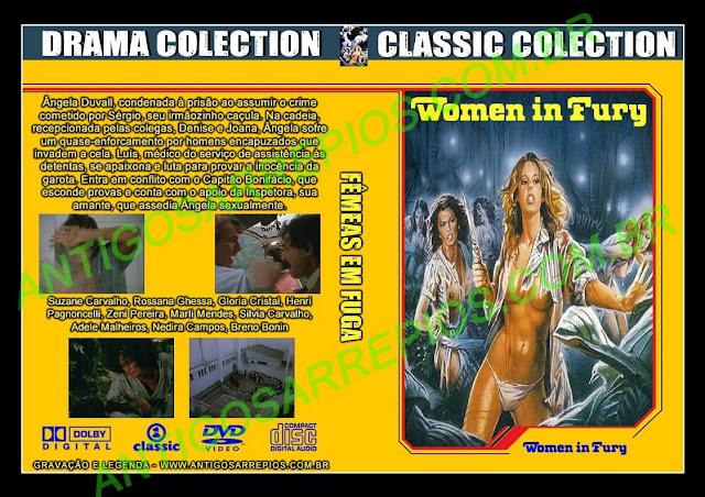Women In Fury (1985)