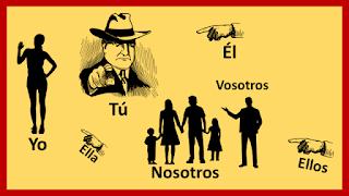 pronombres personales en español