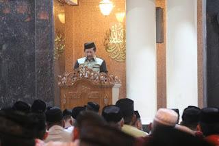 Peringati Nuzul Quran, Bupati Kaswadi Harap Guru Ngaji Lahirkan Generasi Pandai Baca dan Paham Alquran