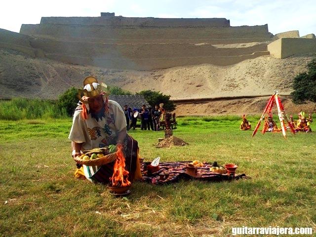 Vichama Raymi, Paramonga