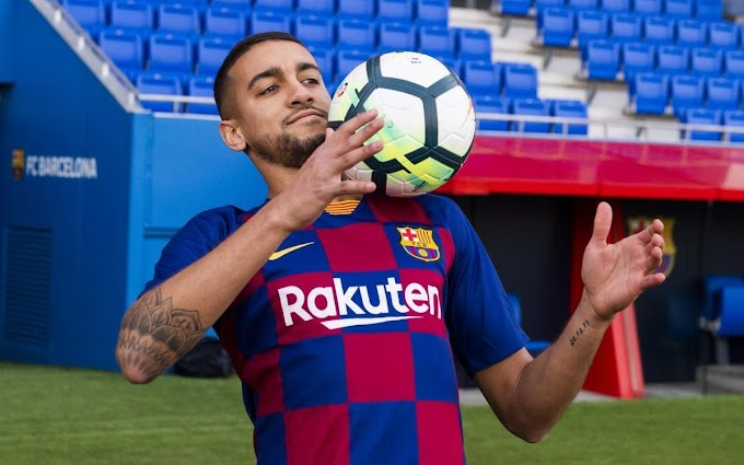 Matheus Pereira excited with Barcelona move:'It's my dream since I was a kid'