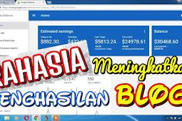 11 Tips cara meningkatkan pendapatan iklan adsense seperti blog mastimon