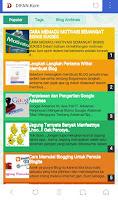 Cara Mudah Membuat Widget Popular Post Warna Warni Di Blog