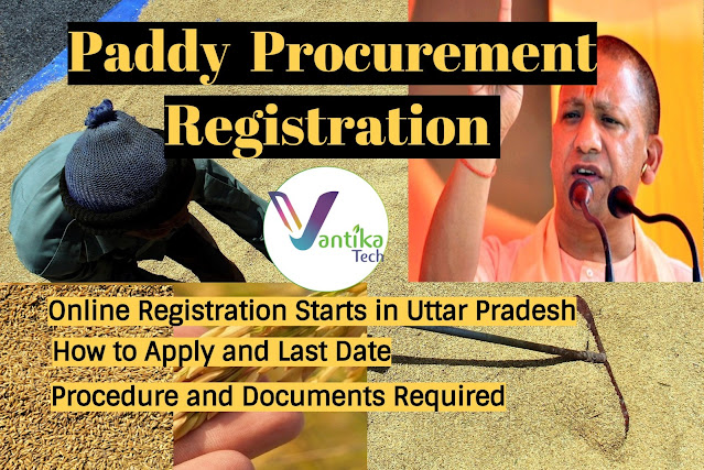 Paddy Registration