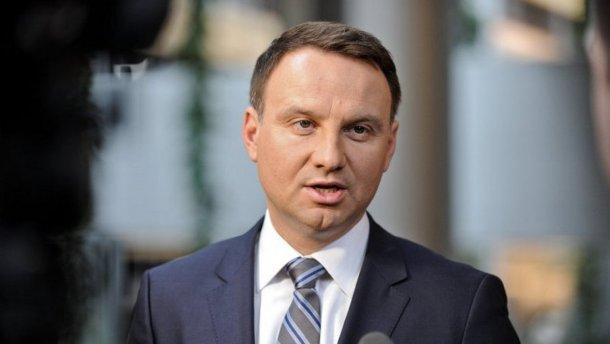 Президент Польщі виступив проти відновлення формату G8 з участю РФ