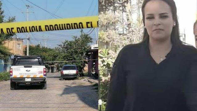El CJNG ejecuta a mujer Comandante de el Salto, Jalisco y a su familia