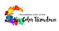 Color ThrownDown Challenge
