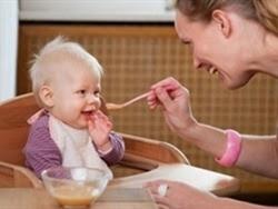 Chế độ ăn uống cho trẻ suy dinh dưỡng