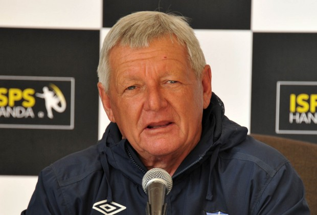 Africa Cup of Nations-winning coach Clive Barker