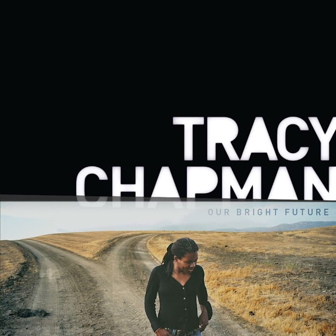 Encarte: Tracy Chapman - Our Bright Future