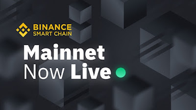 Binance объявила о запуске основной сети Binance Smart Chain