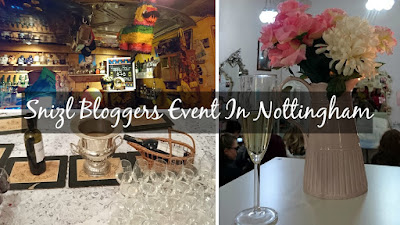 Snizl Bloggers Event In Nottingham