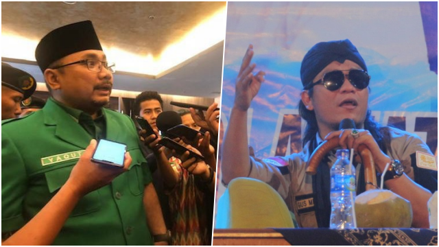 Yaqut Singgung Soal Dai Ngomong Jorok, Dibalas Netizen dengan Ceramah Miftah Sebut Lonte