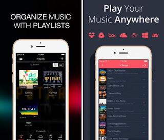 aplikasi pemutar musik online