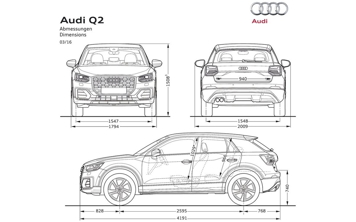 la gazette automobile audi q2 si on faisait un countryman. Black Bedroom Furniture Sets. Home Design Ideas