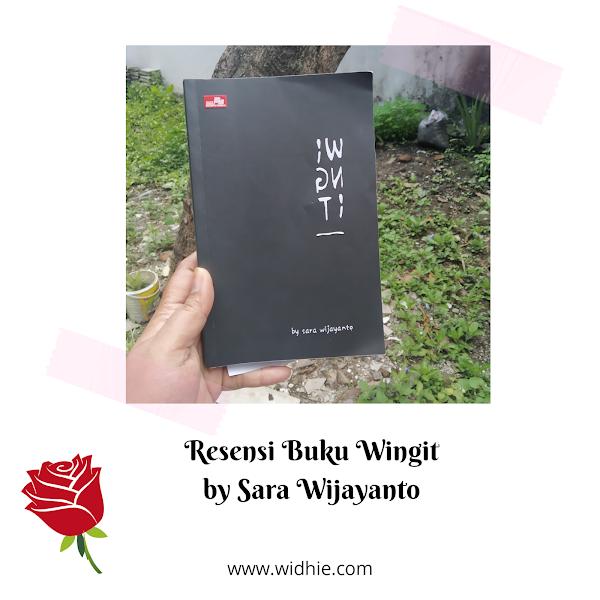 Resensi buku Wingit by Sara Wijayanto