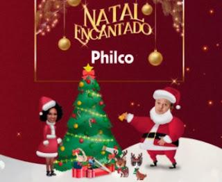 Cadastrar Promoção Natal 2020 Philco 10 Kits de Produtos - Natal Encantado