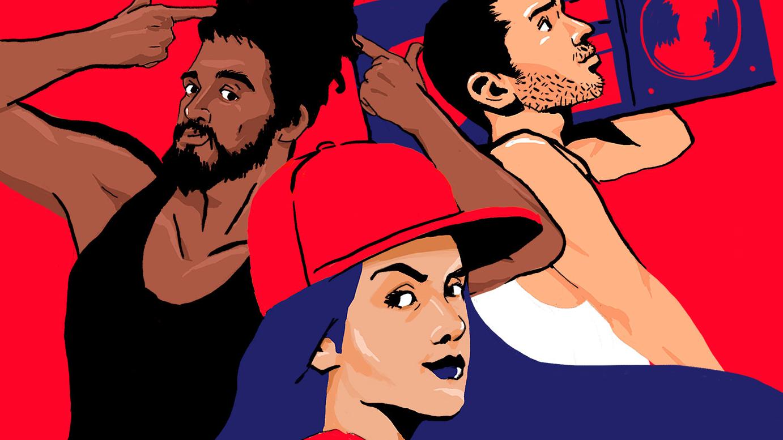 """Depois de """"Toca na Pista"""", com a MC Carol, Heavy Baile revelou mais uma faixa do seu disco de estreia."""