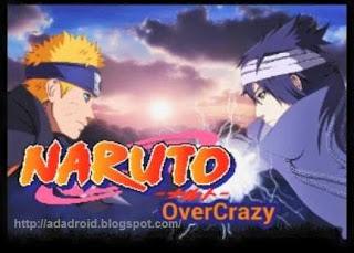 Download Naruto Senki Overcrazy Mod Apk