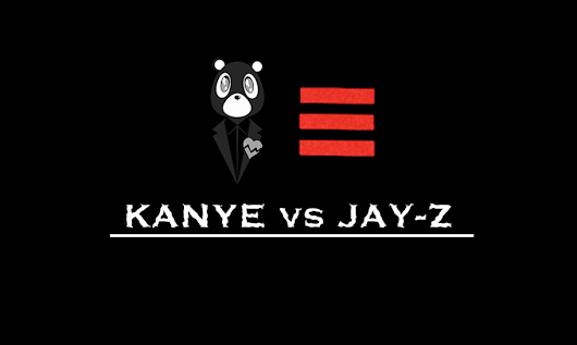 Kanye vs Jay Z | It's Grim Up North