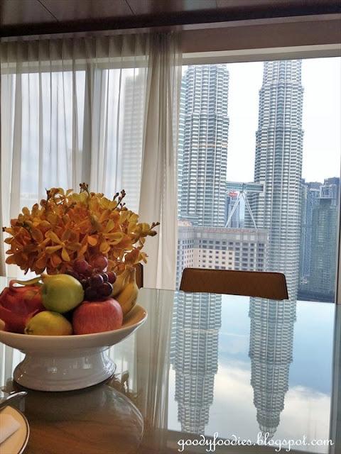 Grand Hyatt Kuala Lumpur hotel review