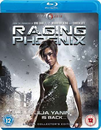 Poster Of Raging Phoenix 2009 Dual Audio 720p BRRip [Hindi - Thai] Free Download Watch Online
