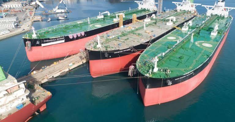 El mercado de los petroleros se encuentra en una situación difícil por el aumento de la oferta y el descenso del almacenamiento