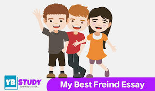 Friend Essay : My Best Friend Essay