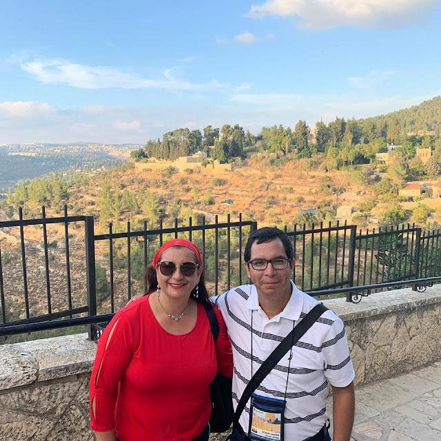 Testimonial de nuestra querida peregrina, Patricia Morejón