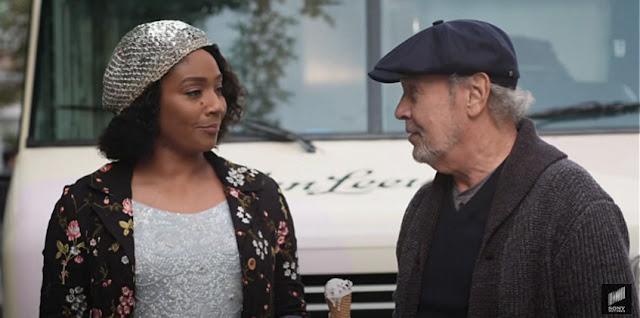 Sinopsis Film Here Today (2021) - Billy Crystal, Tiffany Haddish