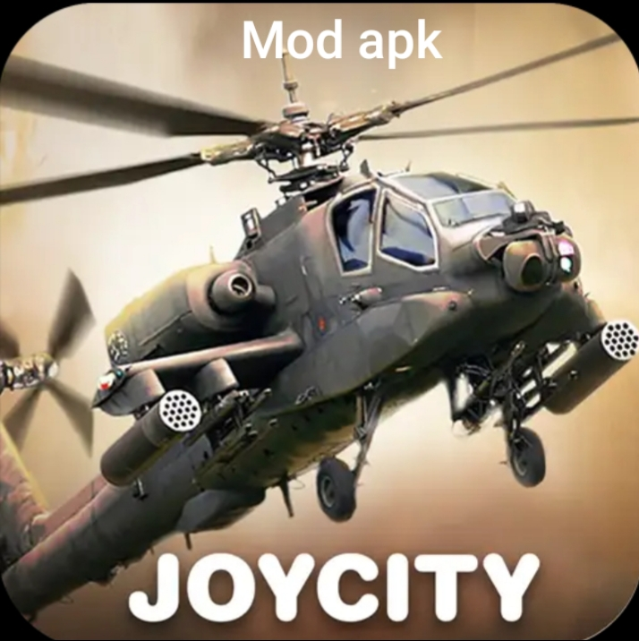 GUNSHIP BATTLE Helicopter 3D V2.7.42 unlimited Money apk