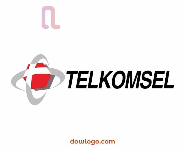 Logo Telkomsel Vector Format CDR, PNG
