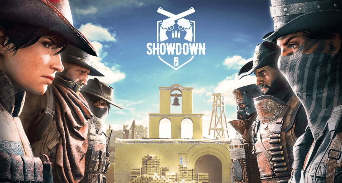 Rainbow Six Siege's New Showdown Event Is Out Now On PS4, Xbox One, And PC