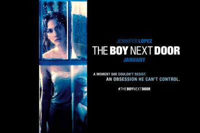 The Boy Next Door 2015 Dual Audio 480p Full Movies Hindi BluRay