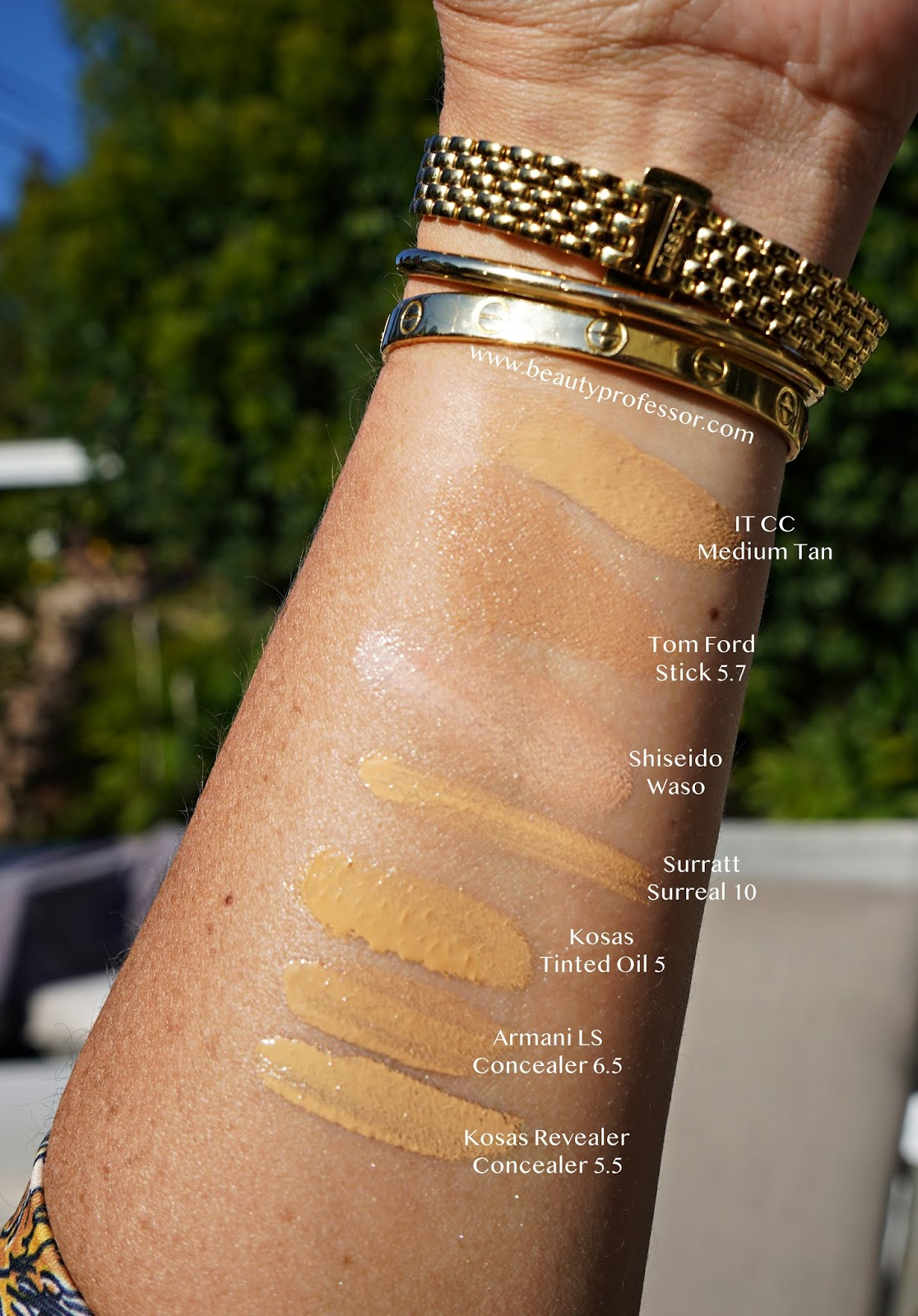 The Sun Show Moisturizing Baked Bronzer by Kosas #14