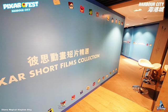 彼思動畫35周年-Pixar Fest-精選電影及短片-香港海港城-迪士尼與彼思電影經典拍照場景-Harbour-City