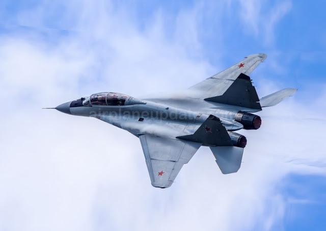 Mikoyan MiG-35 Fulcrum-F